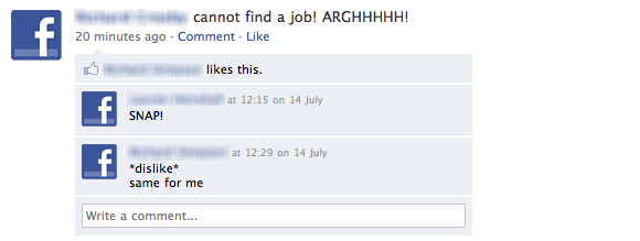 Facebook Summer Job